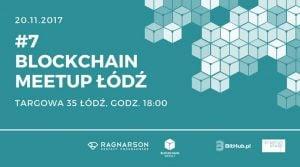 #7 Blockchain Meetup Łódź @ Regnarson | Łódź | województwo łódzkie | Polska