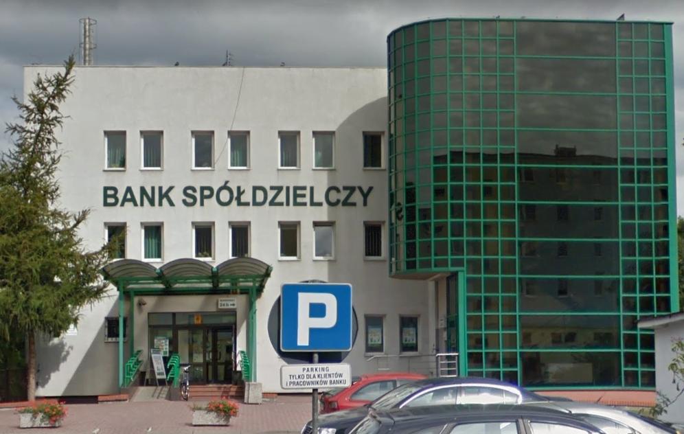 bank spółdzielczy Skierniewice
