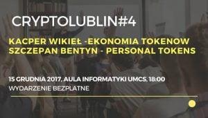 #4 CryptoLublin @ Aula informatyki UMCS | Lublin | lubelskie | Polska