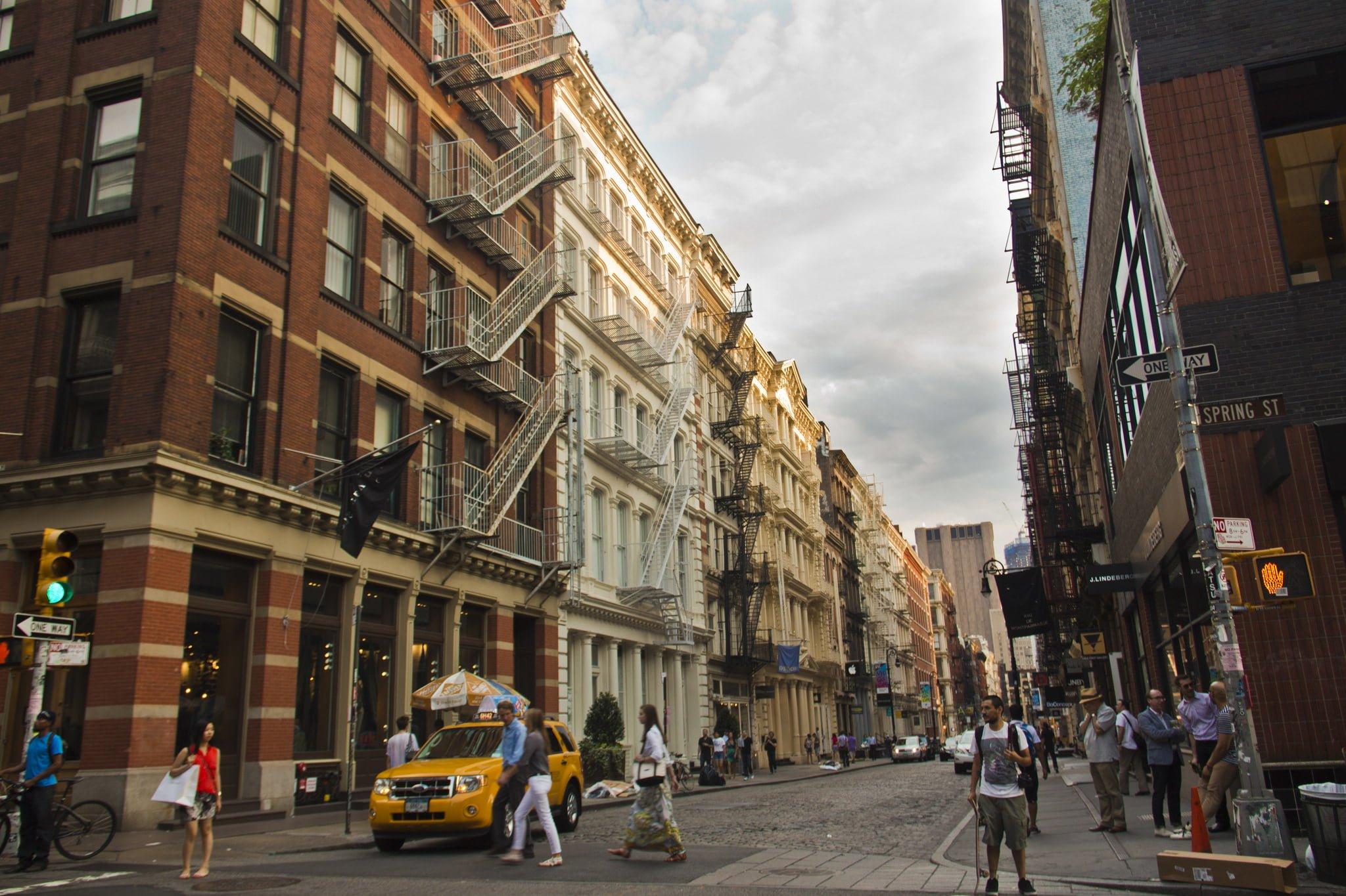 apartament nowy york