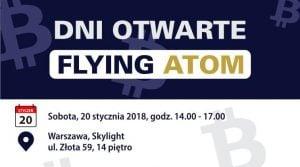 #7 Dni Otwarte FlyingAtom @ Złote Tarasy, Warszawa | Warszawa | mazowieckie | Polska