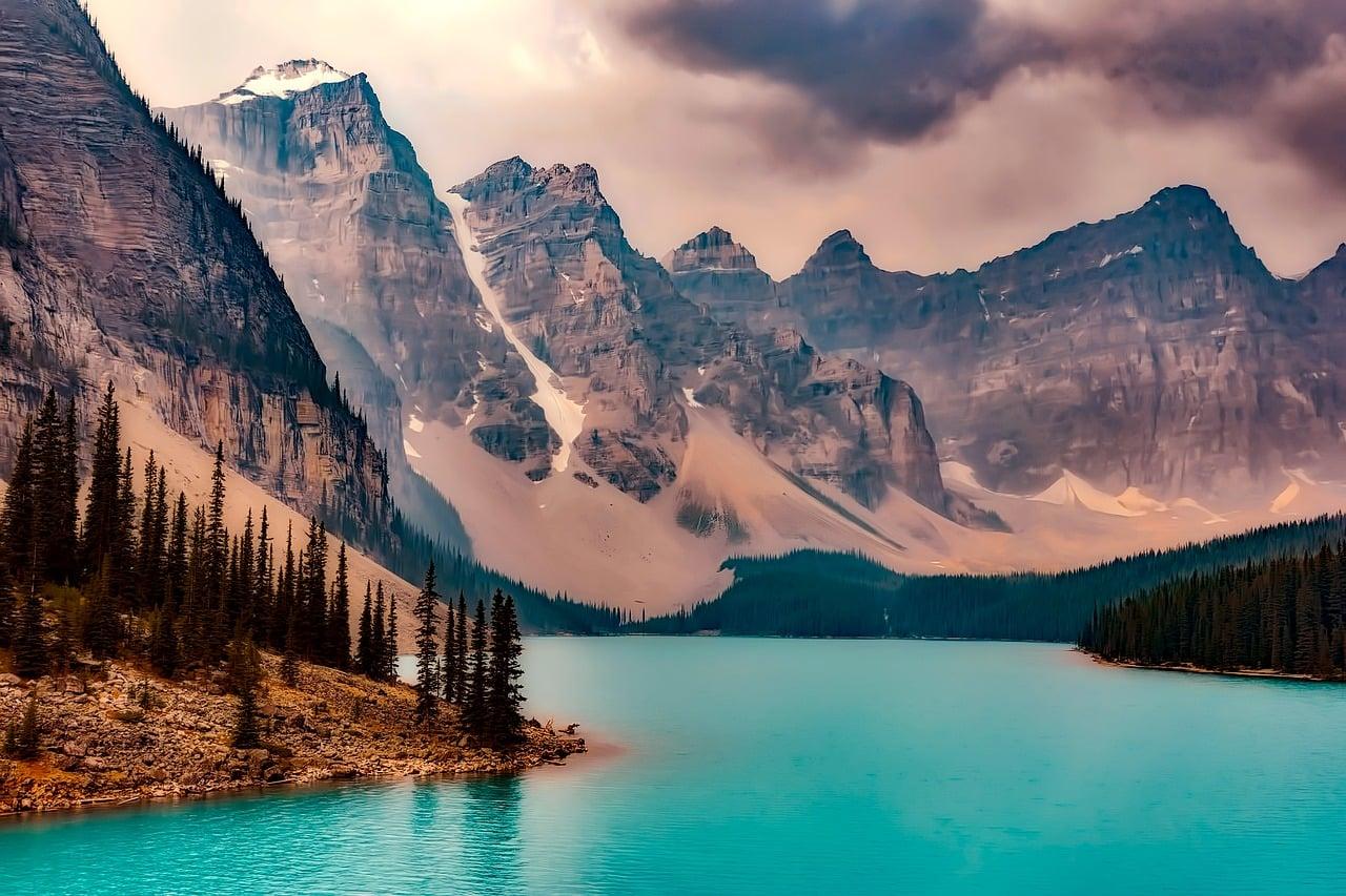 kanada jezioro