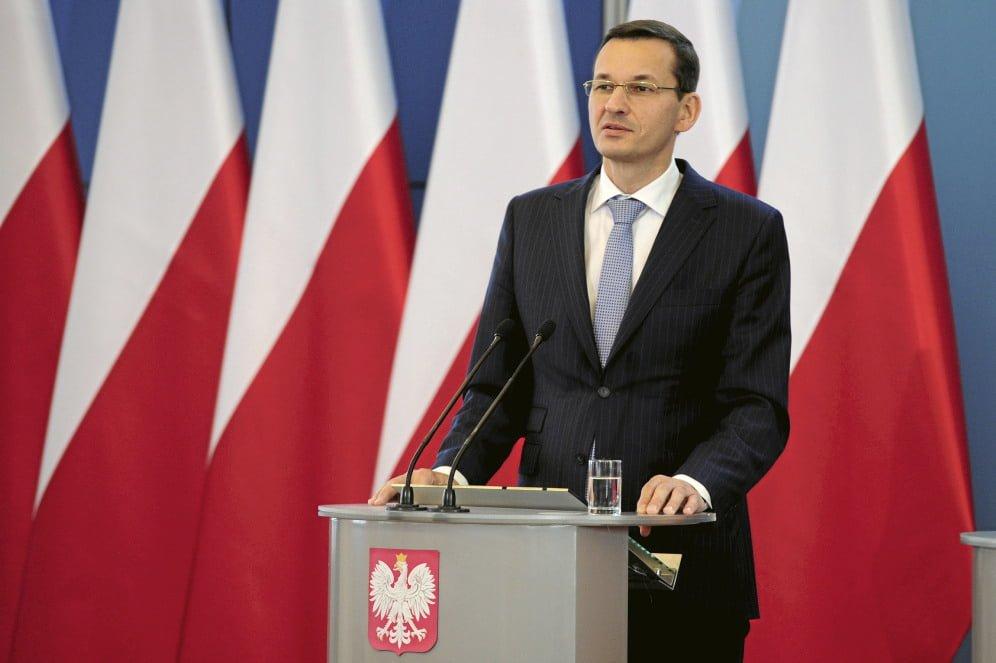 morawiecki premier