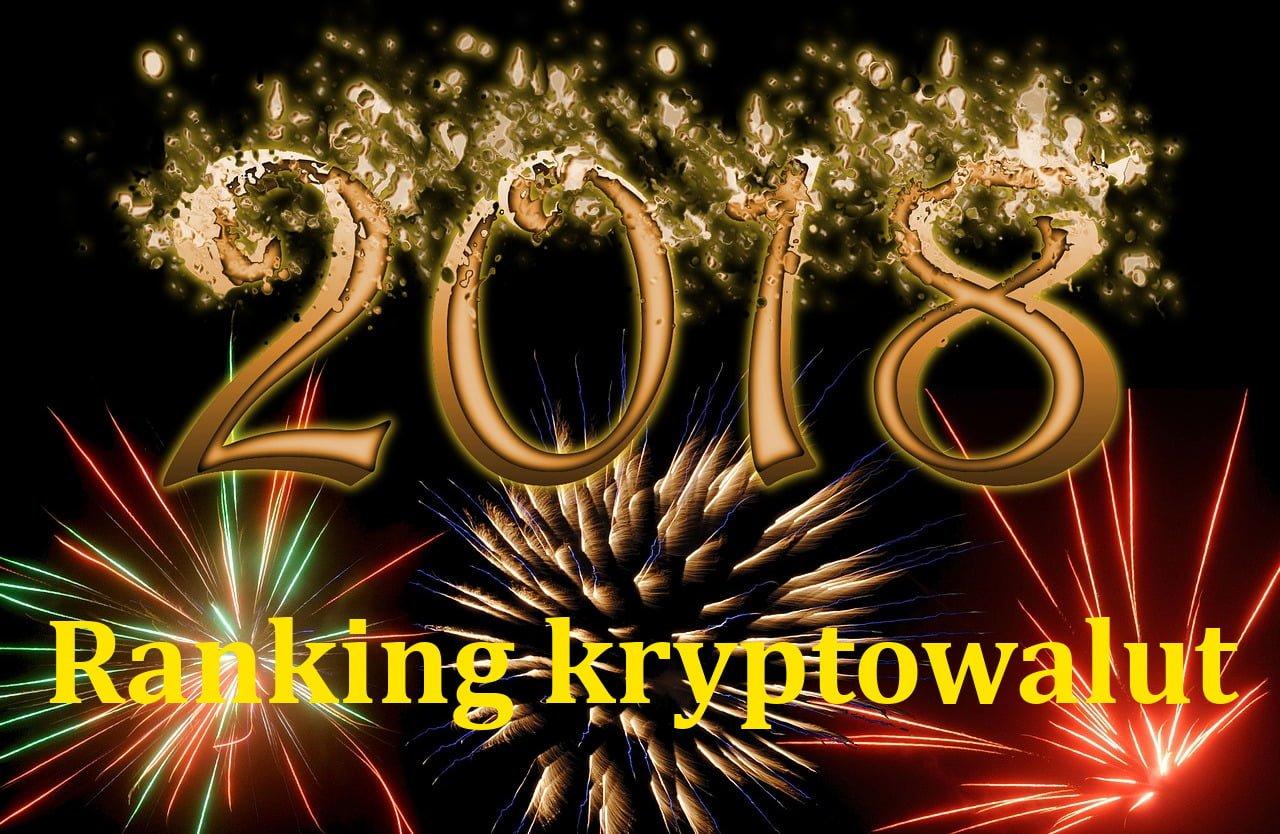ranking kryptowalut styczeń 2018