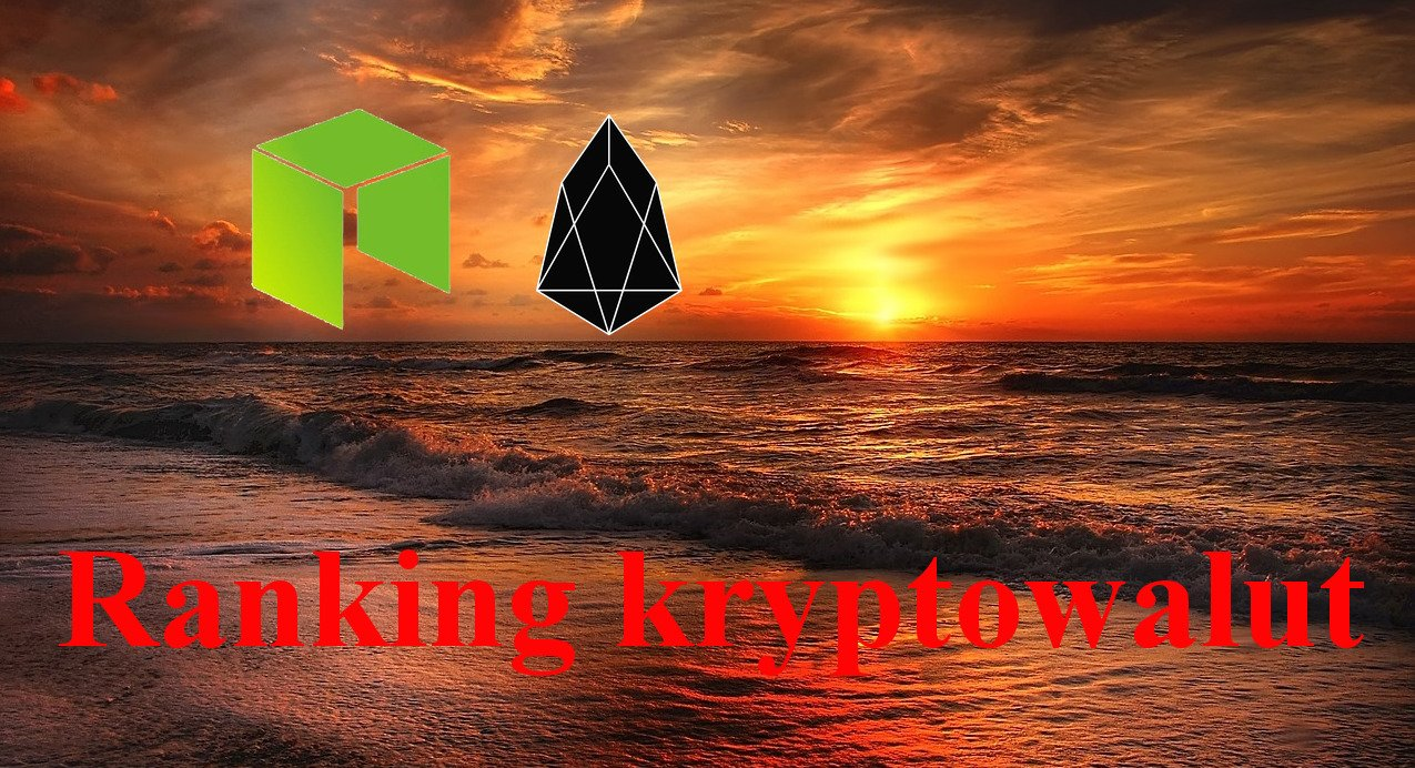 ranking kryptoalut luty 2018