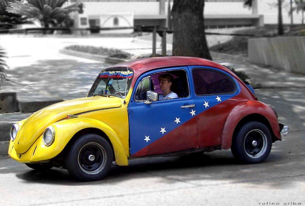 wenezuela car