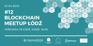 #12 Blockchain Meetup Łódź @ Regnarson | Łódź | województwo łódzkie | Polska