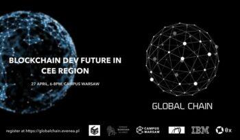 Blockchain Dev future in CEE, 27 kwietnia w Warszawie