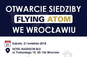 Konferencja FlyingAtom @ Radisson Blu Hotel Wroclaw | Wrocław | Województwo dolnośląskie | Polska