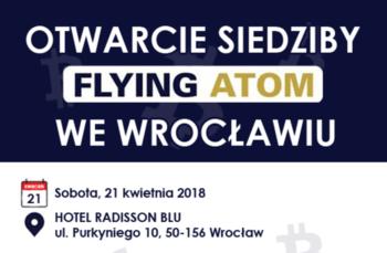Konferencja FlyingAtom, 21 kwietnia we Wrocławiu