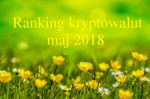 Ranking kryptowalut maj 2018