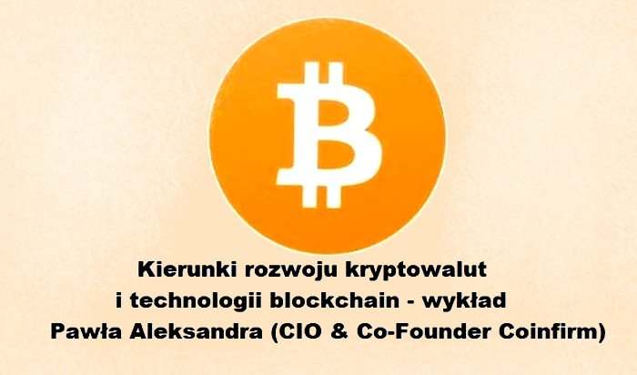 koło naukowe bitcoin coinfirm