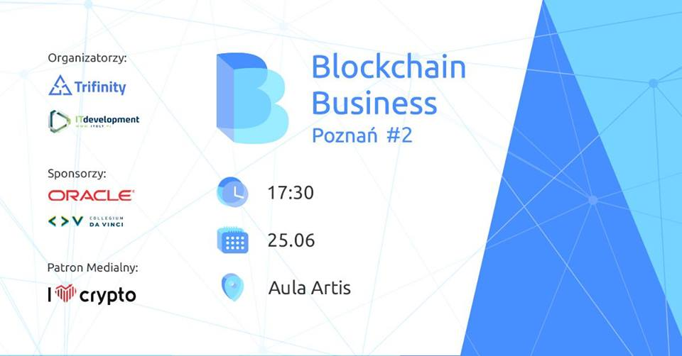 #2 blockchain meetup poznan