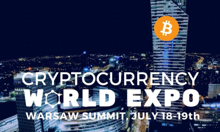 Crypto World Expo - Warsaw Summit 2018
