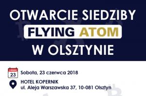 Konferencja z okazji otwarcia siedziby FlyingAtom @ Hotel Kopernik Olsztyn | Olsztyn | warmińsko-mazurskie | Polska