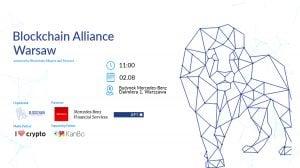 Blockchain Alliance Warsaw @ Mercedes-Benz Polska | Warszawa | mazowieckie | Polska