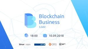 #2 Meetup Blockchain Business Łódź @ Co\Walk HUB | Łódź | województwo łódzkie | Polska