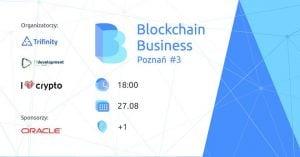 #3 Meetup Blockchain Business Poznań @ Plus Jeden Poznań | Poznań | wielkopolskie | Polska