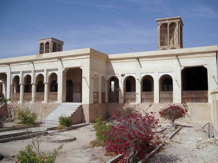 iran building