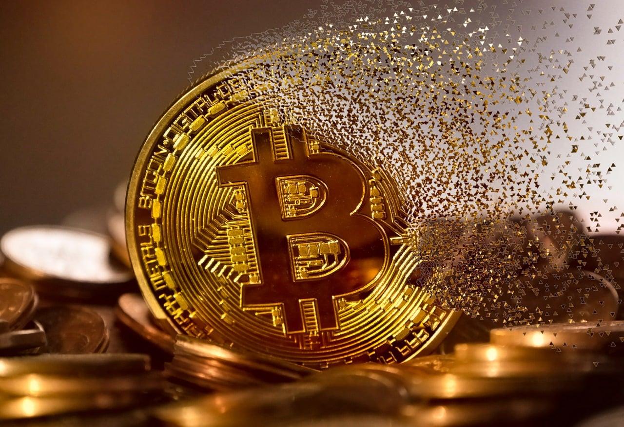 bitcoin luka błąd