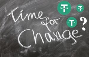 change tether