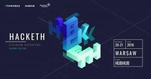 Hacketh – Ethereum Hackathon @ HubHub Warszawa | Warszawa | mazowieckie | Polska