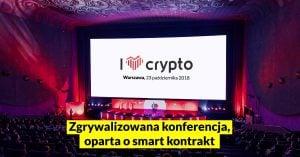 Konferencja I Love Crypto @ Multikino Złote Tarasy Warszawa | Warszawa | Polska