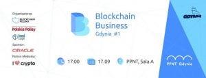 #1 Meetup Blockchain Business Gdynia @ Pomorski Park Naukowo-Technologiczny | Gdynia | pomorskie | Polska