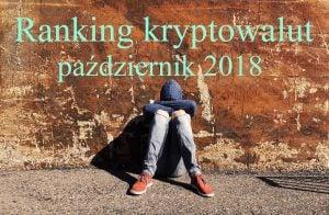 ranking kryptowalut październik 2018