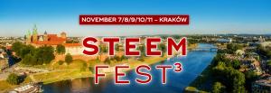 SteemFest 2018 @ Stara Zajezdnia Kraków   Kraków   małopolskie   Polska