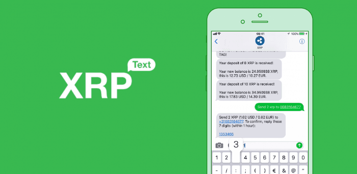 xrp text