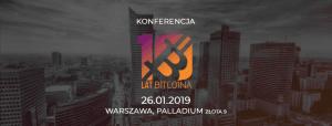 Konferencja 10 lat Bitcoina @ Palladium Warszawa | Warszawa | mazowieckie | Polska