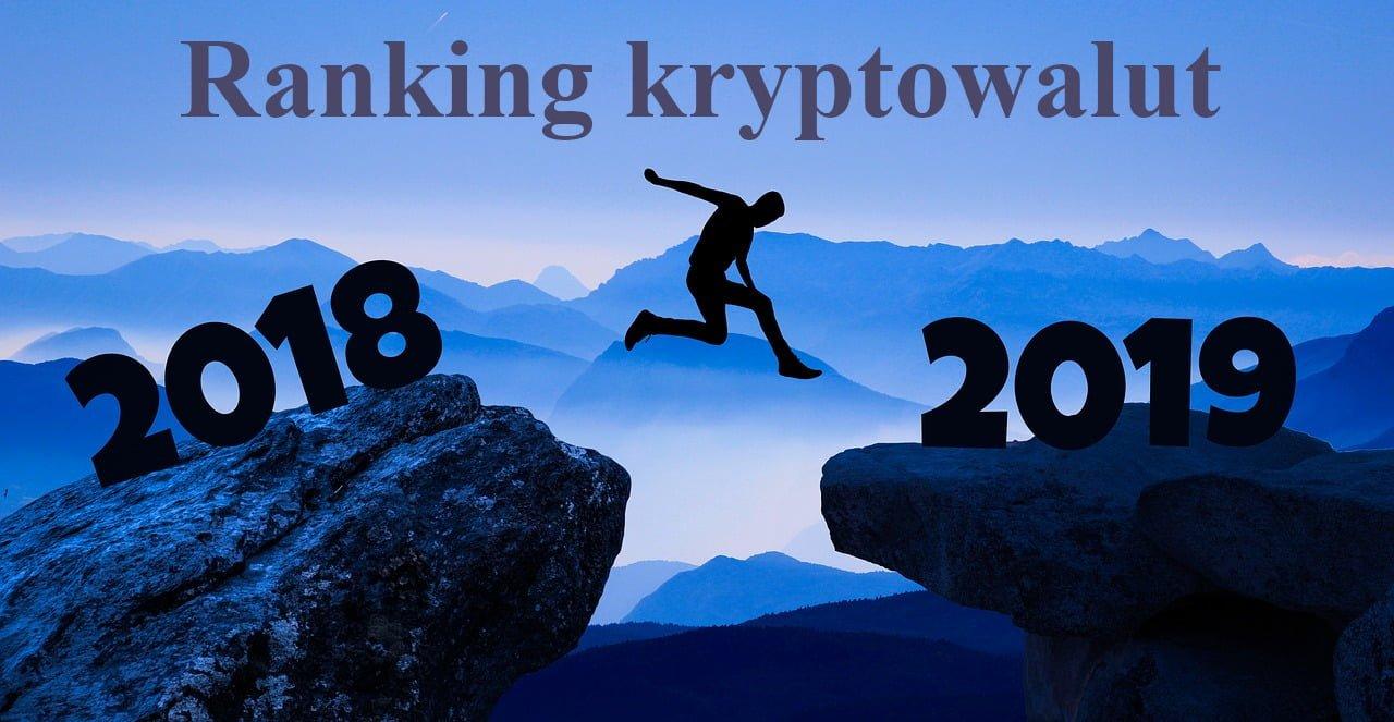 Ranking kryptowalut grudzień 2018 – Podsumowanie roku