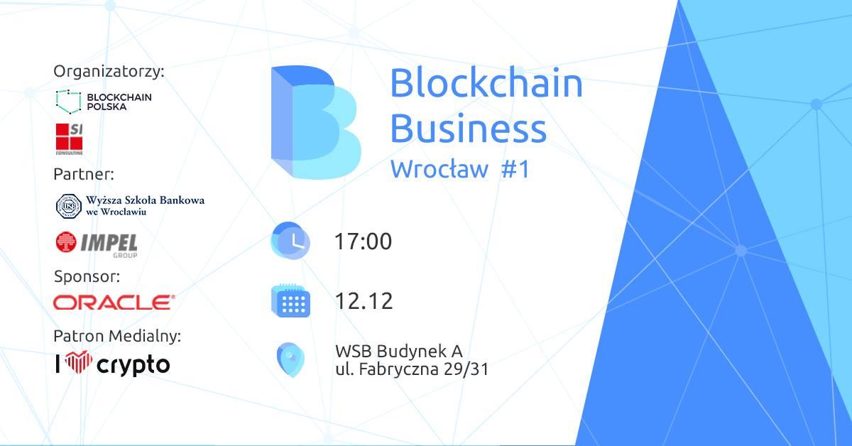 wrocław blockchain