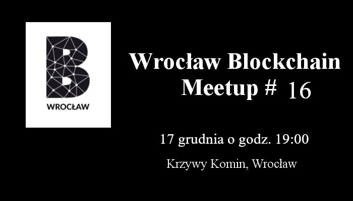 wroclaw blockchain