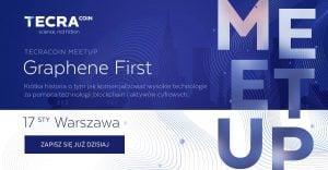 TecraCoin Meetup – Graphene First @ Biurowiec Kaskada Warszawa | Warszawa | mazowieckie | Polska