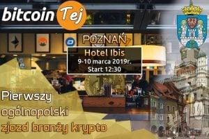 #10 BitcoinTej – Business & Networking Special Edition @ ibis Poznań Północ | Suchy Las | wielkopolskie | Polska