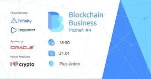 #5 Meetup Blockchain Business Poznań @ Plus Jeden | Poznań | wielkopolskie | Polska