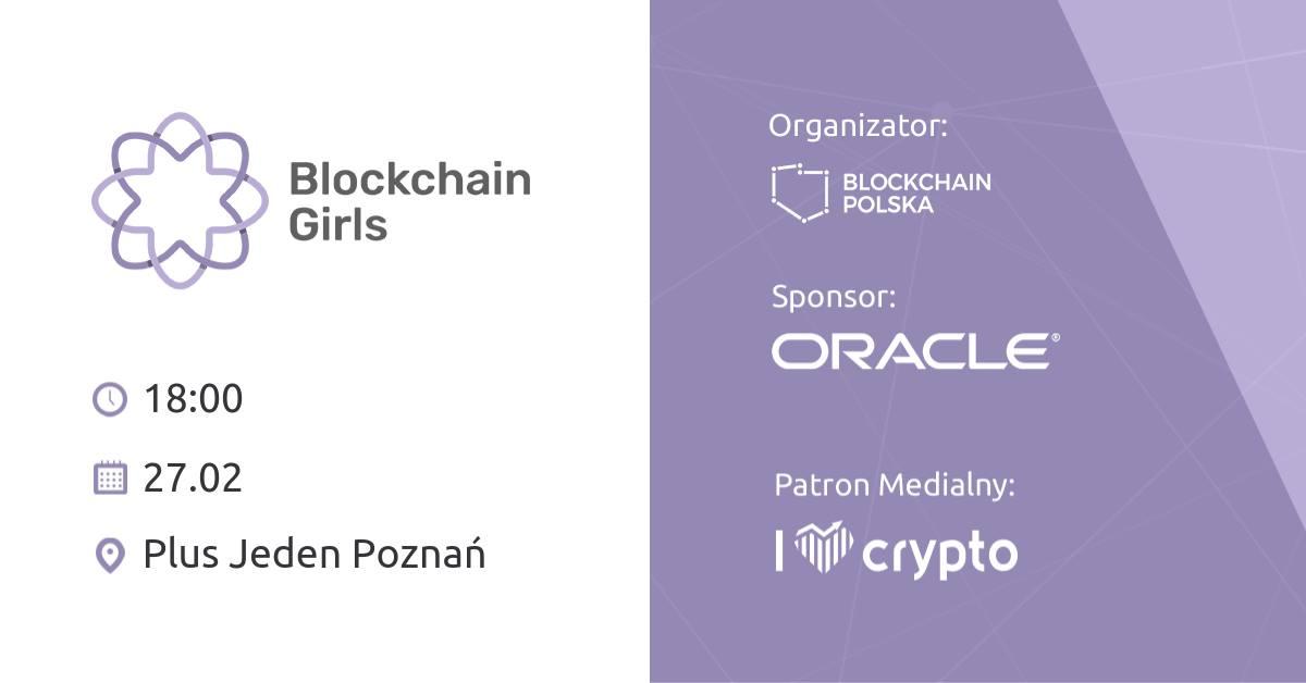 blockchain girls