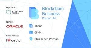 #5 Meetup Blockchain Business Poznań @ Plus Jeden Poznań | Poznań | wielkopolskie | Polska