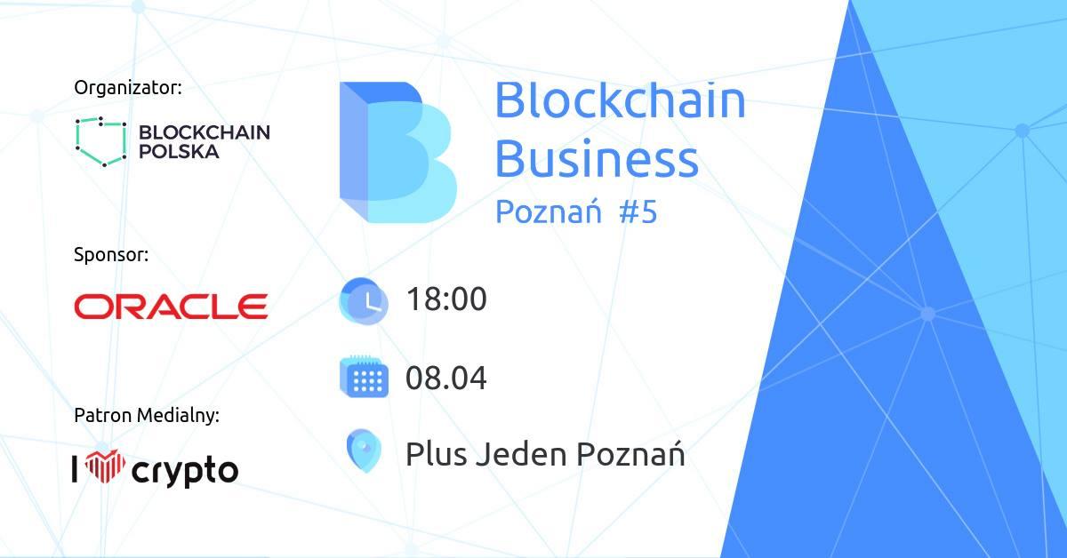blockchain poznan