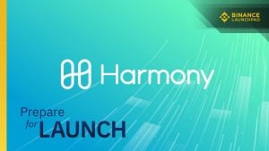 harmony binance launchpad