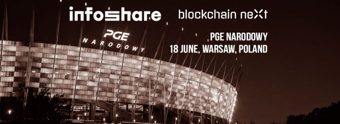 infoshare blockchain next