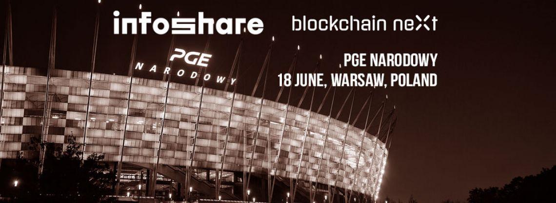 infoshare blockchain next