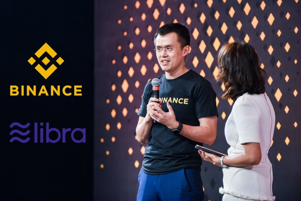 binance ceo cz libra