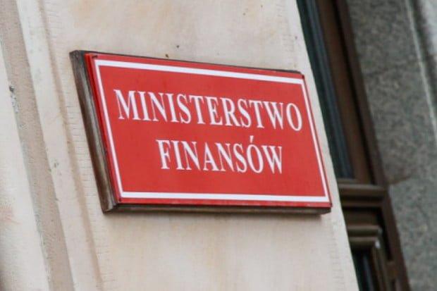 ministerstwo fin