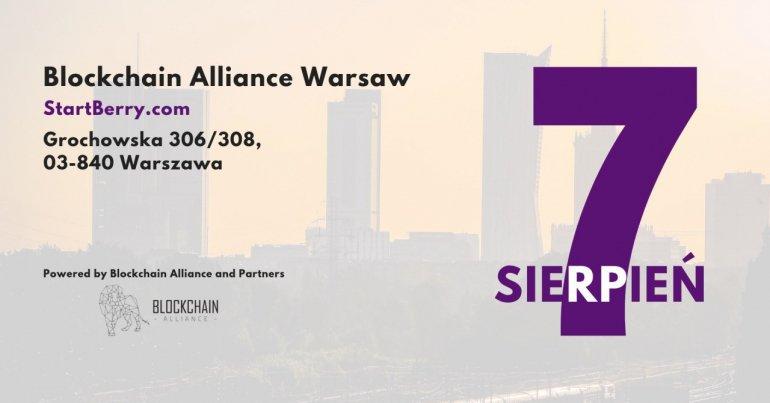 blockchain alliance warszawa