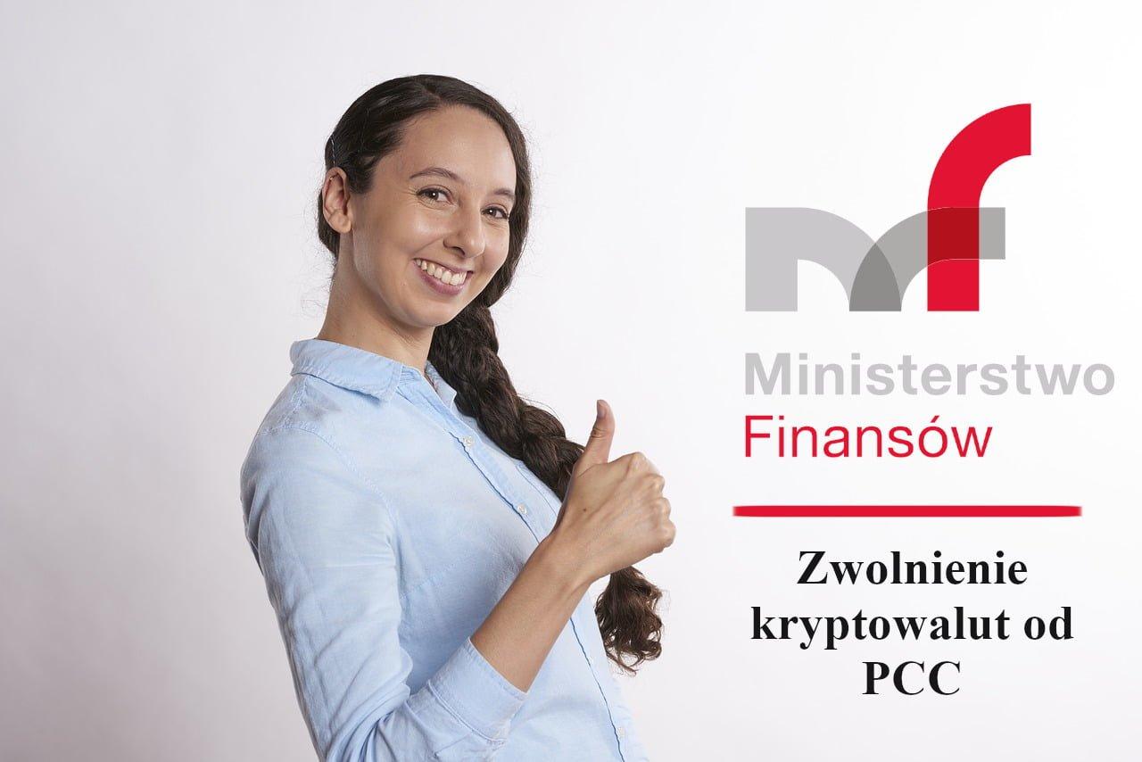 kryptowaluty zwolnienie pcc