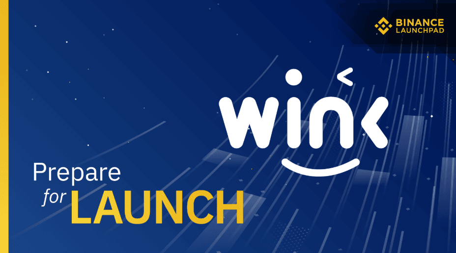 wink binance launchpad