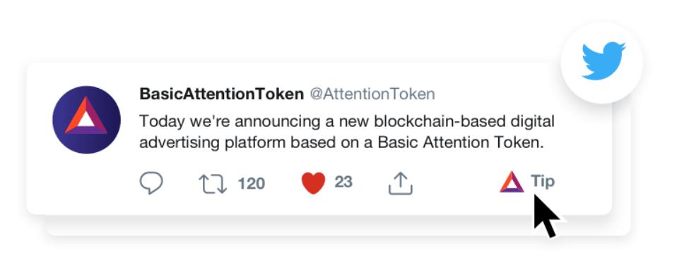 brave bat twitter